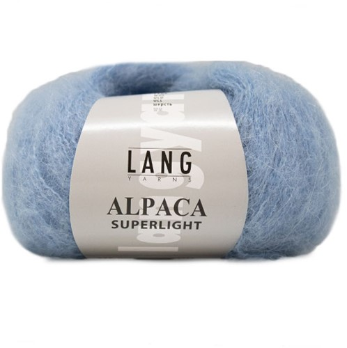 Lang Yarns Alpaca Superlight 021