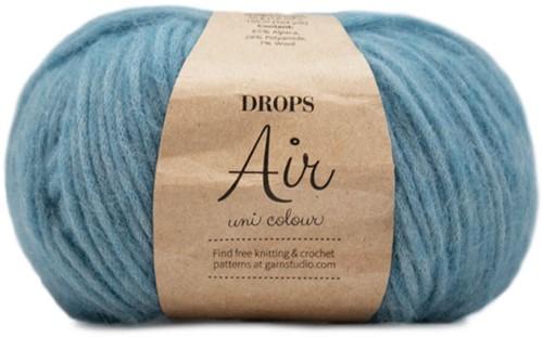 Drops Air Uni Colour 21 Sea Blue