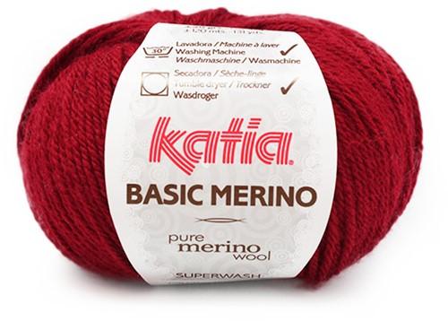 Katia Basic Merino 22 Maroon