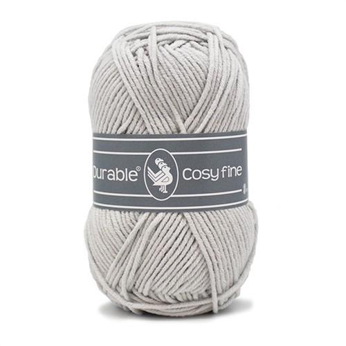 Durable Cosy Fine 2228 Grey Silver