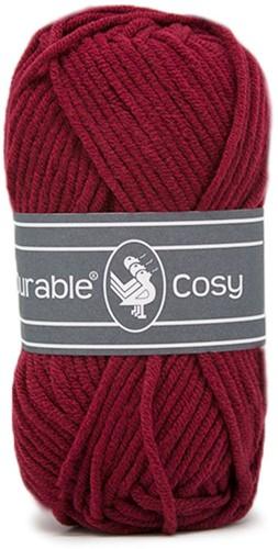 Durable Cosy 222 Bordeaux