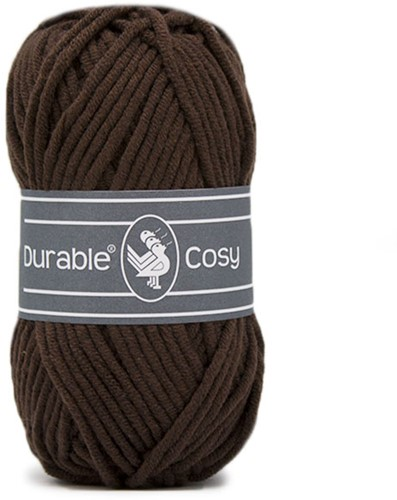 Durable Cosy 2230 Donkerbruin