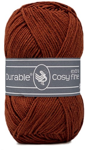 Durable Cosy Extra Fine 2239 Brick