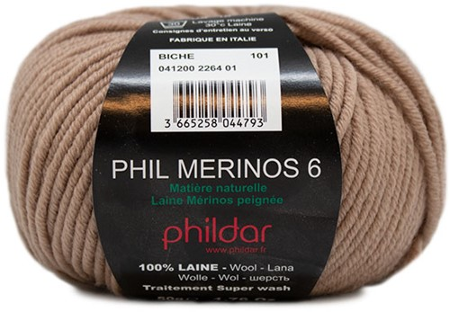 Phildar Phil Merinos 6 2264 Biche