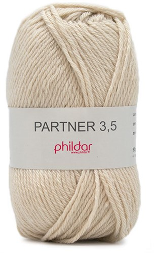 Phildar Partner 3.5 2264 Sable