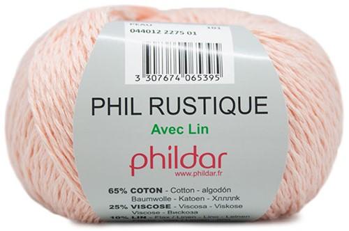 Phildar Phil Rustique 2275 Peau