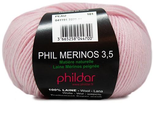 Phildar Phil Merinos 3.5 2275 Peau