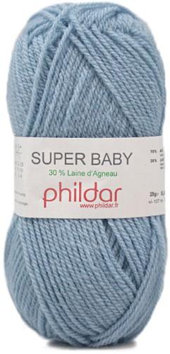 Phildar Super Baby 2297 Denim