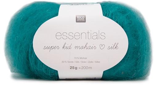 Rico Essentials Super Kid Mohair Silk 22 Turquoise