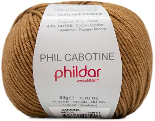 Phildar Phil Cabotine 2328 Caramel