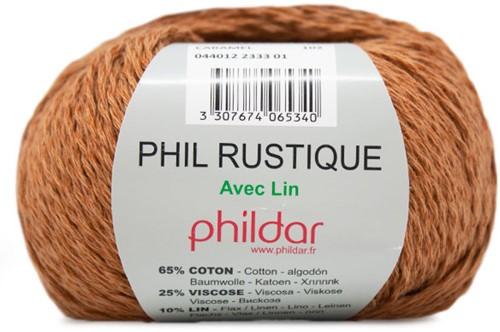 Phildar Phil Rustique 2333 Caramel