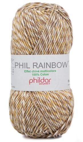 Phildar Phil Rainbow 2369 Sable