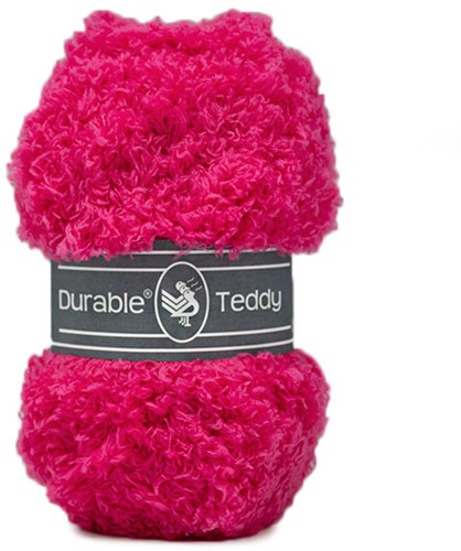 Durable Teddy 237 Fuchsia