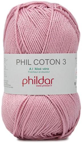 Phildar Phil Coton 3 2384 Dragée