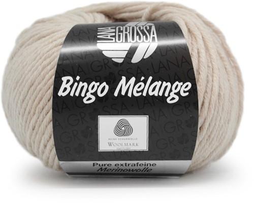 Lana Grossa Bingo Melange 238 Nature Mottled