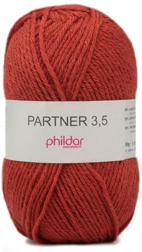 Phildar Partner 3.5 2396 Potiron
