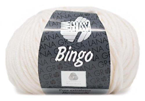 Lana Grossa Bingo 23 White