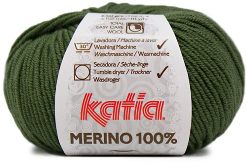 Katia Merino 100% 23 Dark green