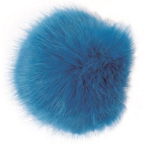 Rico Kunstbont Pompon Medium 23 Azure