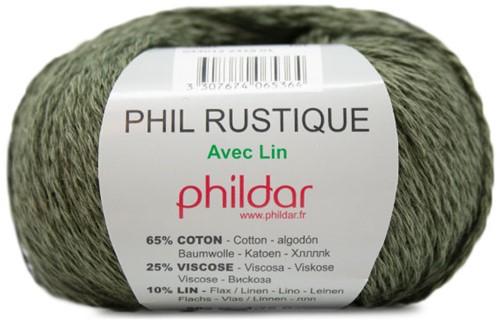 Phildar Phil Rustique 2419 Army