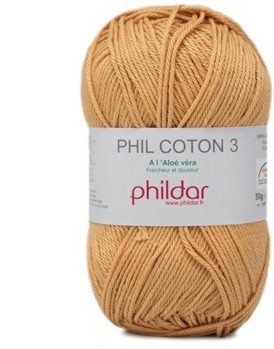Phildar Phil Coton 3 2441 Céréale