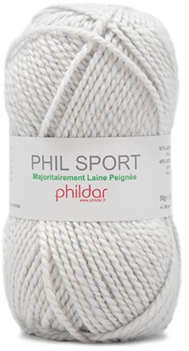 Phildar Phil Sport 2447 Givre