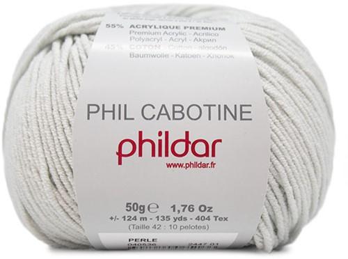 Phildar Phil Cabotine 2447 Perle