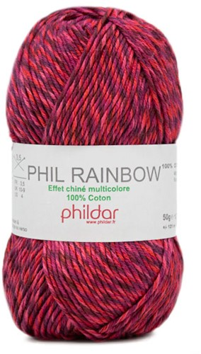 Phildar Phil Rainbow 2460 Petunia