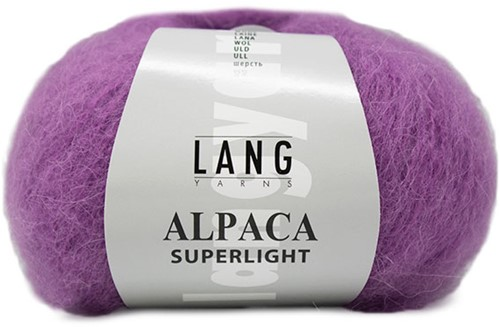 Lang Yarns Alpaca Superlight 246