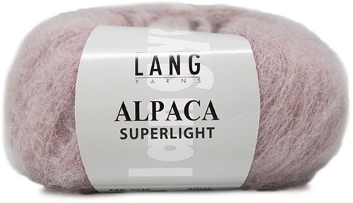 Lang Yarns Alpaca Superlight 248