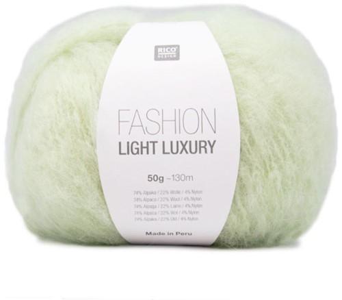 Rico Fashion Light Luxury 24 Pastel Green