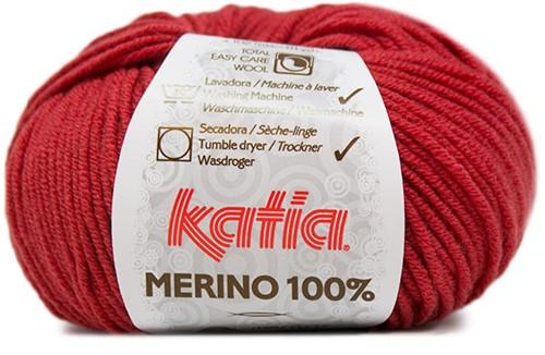 Katia Merino 100% 24 Ruby