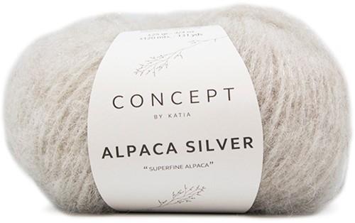 Katia Alpaca Silver 251 Beige silver