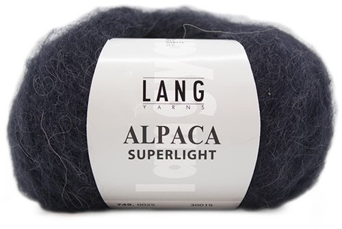 Lang Yarns Alpaca Superlight 25