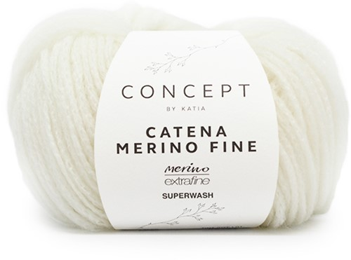 Katia Catena Merino Fine 260 Off White