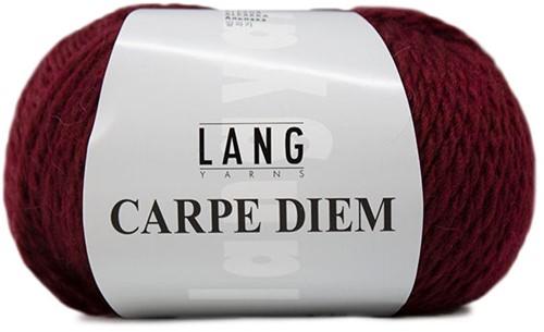 Lang Yarns Carpe Diem 264 Bordeaux Mélange