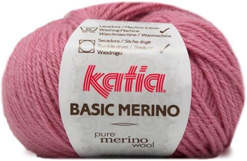 Katia Basic Merino 26 Medium rose