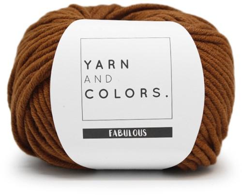 Yarn and Colors Loose Fit Jumper Breipakket 4 L