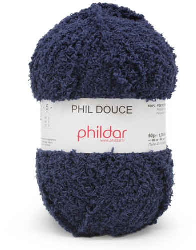 Phildar Phil Douce 1134 Indigo
