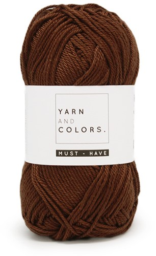 Yarn and Colors Must-have 027 Brunet