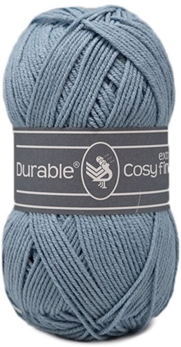 Durable Cosy Extra Fine 289 Blue Grey