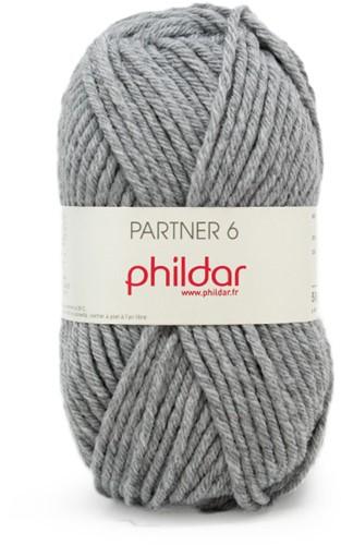Phildar Partner 6 1444 Acier