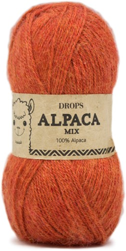Drops Alpaca Mix 2925 Roest