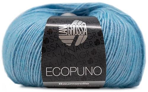 Lana Grossa Ecopuno 029 Turquoise-Blue
