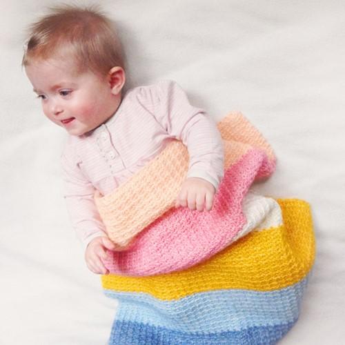 Charming Babydeken Haakpakket