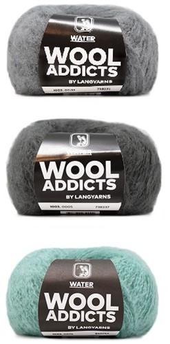 Wooladdicts Romeo Loopsjaal Breipakket 2