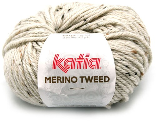 Katia Merino Tweed 300 Off White