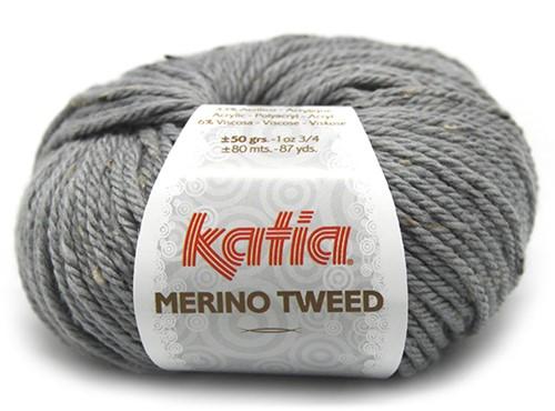 Katia Merino Tweed 307 Light grey