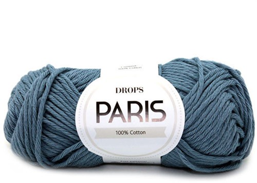 Drops Paris 30 Denimblauw