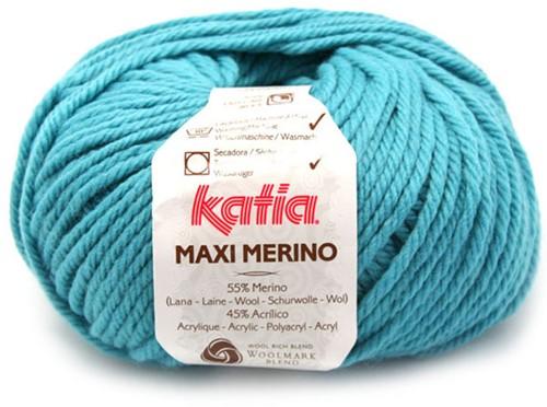 Katia Maxi Merino 30 Turquoise